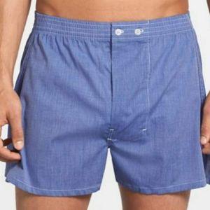 Nordstrom Mens Boxer 100% Cotton